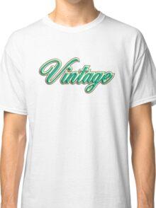 Cool vintage green Classic T-Shirt