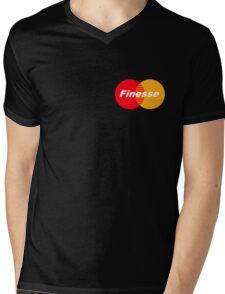 Finesse Mens V-Neck T-Shirt