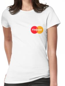 Finesse Womens Fitted T-Shirt