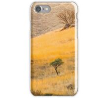 Grassy slope iPhone Case/Skin