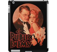 Public Enemy iPad Case/Skin