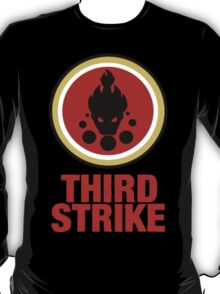 Third Strikes T-Shirt