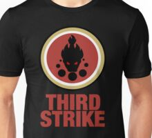 Third Strikes Unisex T-Shirt