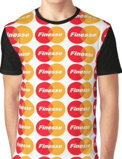 Finesse (Larger Design) Graphic T-Shirt