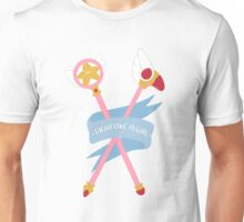 Star Wand and Sealing Wand Unisex T-Shirt