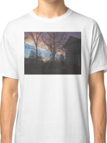 7:00, the Sky's Gold Classic T-Shirt
