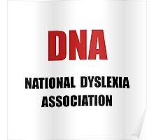 Dyslexia Association Poster