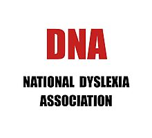 Dyslexia Association Photographic Print