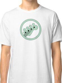 Bass guitar green Classic T-Shirt