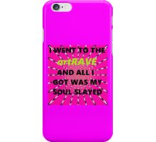 artRAVE Shirt iPhone Case/Skin