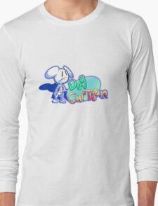 "Dogs and Tony Harl ""Dog Cartoon"" Design Long Sleeve T-Shirt"