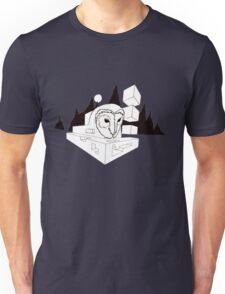 Owl Fortress Unisex T-Shirt