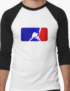 The Paul Simonon League Men's Baseball ¾ T-Shirt