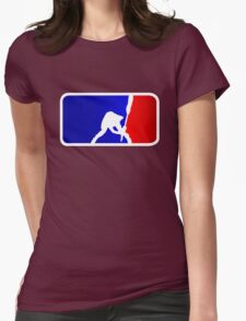 The Paul Simonon League Womens Fitted T-Shirt
