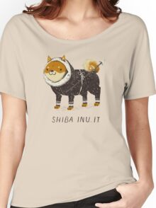 shiba inu-it Women's Relaxed Fit T-Shirt