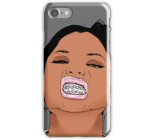 Braceface iPhone Case/Skin