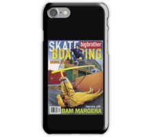 Big Brother Magazine iPhone Case/Skin
