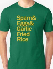 Spam, Eggs, Garlic Fried Rice T-Shirt