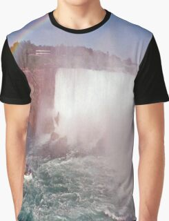 Niagara Rainbow Graphic T-Shirt