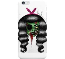 Maneater case color iPhone Case/Skin