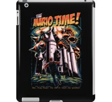 The Mario Time iPad Case/Skin