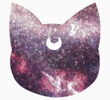 Sailor Moon - Luna Galaxy One Piece - Short Sleeve