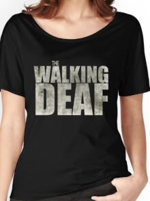 The Walking Deaf Women's Relaxed Fit T-Shirt