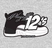 Playoff 12's Kids Tee
