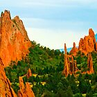 Garden Of The Gods by Derek Lowe