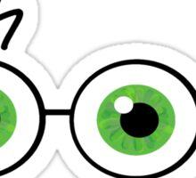 Harry Potter's Eyes Sticker