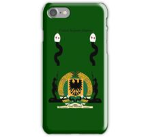 United Serpent Empire iPhone Case/Skin