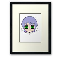 oregano from Heaven's Lost Property Framed Print