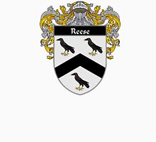 Reese Coat of Arms / Reese Family Crest Unisex T-Shirt