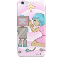 Engineer Girl iPhone Case/Skin