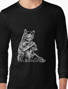 Cool Bear Long Sleeve T-Shirt