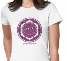 The Sacred Symbol of Guru Jawaharlal Womens Fitted T-Shirt