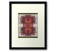 COLEUS RED DEVIL 99 Framed Print