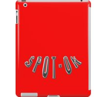 Spot-ON - products iPad Case/Skin