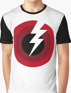 Pearl Jam - Lightning Bolt Graphic T-Shirt