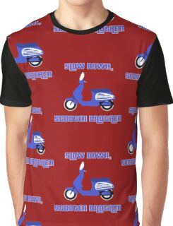 Scooter Brother Graphic T-Shirt