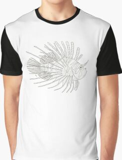 Lionfish Graphic T-Shirt