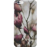 Magnolia Swirl iPhone Case/Skin