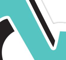 Ampersand + Sticker