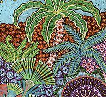 The Garden by Rod Hartvigsen