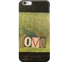 Covered by His Grace iPhone Case/Skin