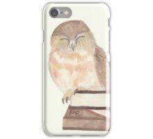 Owl coo iPhone Case/Skin