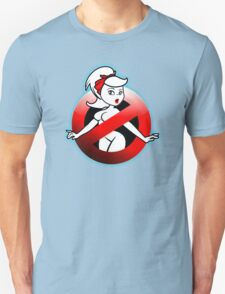 The REAL Lady Ghostbusters - Rule #63 (Logo) Unisex T-Shirt