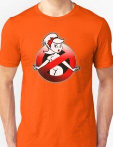 The REAL Lady Ghostbusters - Rule #63 (Logo) T-Shirt