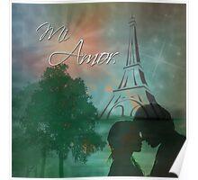 Mi Amor Paris Poster