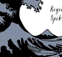 Après moi le déluge – Regina Spektor (alternative) Sticker